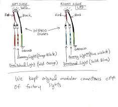 wiring diagram for motorcycle blinkers wiring motorcycle led turn signal wiring diagram the wiring on wiring diagram for motorcycle blinkers
