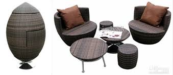small space patio furniture sets. Creative PE Rattan Furniture Add A Wall Garden To Your Small Outdoor Space Patio Sets N