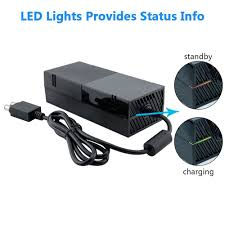 Orange Light On Xbox One Power Supply Xbox One Power Supply Brick Ponkor Ac Adapter Power Supply