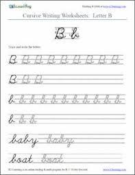 c fc8e4facee3cedd6b c4f teaching cursive cursive handwriting practice worksheets