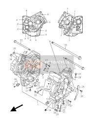 suzuki sv650 n s 2006 spare parts msp crankcase