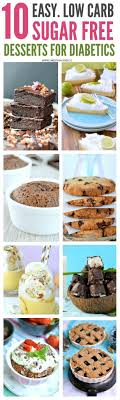Webmd gives you healthy desserts to satisfy your sweet tooth. Best 20 Sugar Free Low Carb Desserts For Diabetics Best Diet And Healthy Recipes Ever Recipes Collection