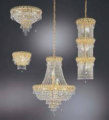we provide big selection of crystal chandeliers from asfour brand egypt