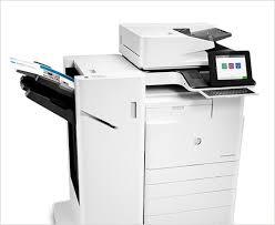 Копир — контрактное МФУ HP Color LaserJet A3 | HP® Россия