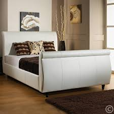 Sleigh Bed King | Sleigh Beds | Bed Frame for Sleigh Bed