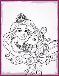 Colorear Dibujos De Barbie Archivos Imagenes De Barbie