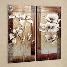 floral canvas wall art sets