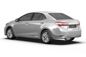 2014 Toyota Corolla Altis 3D model   CGTrader