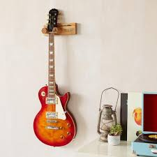 personalised wall mounted guitar stand