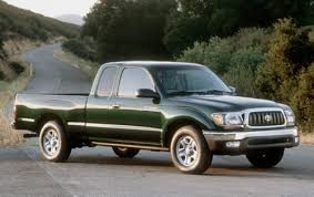 2004 Toyota Tacoma - Information and photos - ZombieDrive