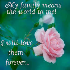 My Family Love Quotes