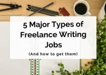professional portfolio sites for lance writers writer s edit 5 major types of lance writing jobs and how to get them