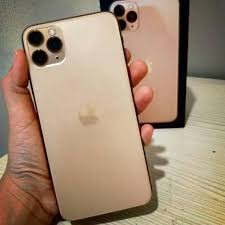 256 gb iphone 11 pro max gold telepon