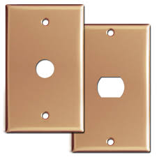 copper outlet covers. Modren Outlet And Copper Outlet Covers V