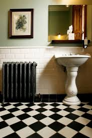 black and white bathroom floor tile. i love these bevelled metro tiles and victorian style black \u0026 white tiles. like the. bathroom floorgreen floor tile l