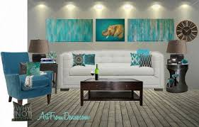 Teal Home Decor Accents Teal Decorative Accents 19