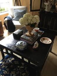 i invited a friend over to play let s accessorize my coffee table and here are some other vignettes we came up with