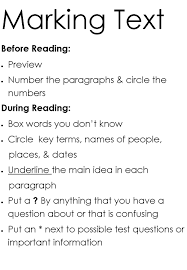 close reading strategy and graphic organizer for the close reading guide for annotation