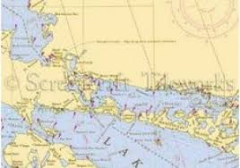 Lake Michigan Nautical Map Us Charts Great Lakes Captain S