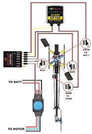 heli addict trex 450 sport wiring trex 450 sport wiring
