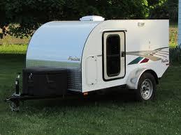 Diy travel trailer Siding Diy Tiny Camping Trailer Built Jordan Simpson Diy Micro Camping Trailer Built For Cheap