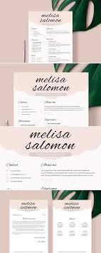 How Many Pages Is A Modern Resume Creative Modern Resume Template Resume Cv Templates