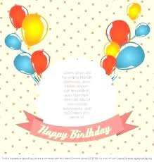 Free Downloadable Birthday Cards Template Birthday Card Invitation Helenamontana Info