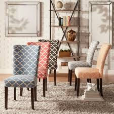 Catherine Moroccan Pattern Fabric Parsons Dining Chair (Set of 2) by  iNSPIRE Q Bold - Free Shipping Today - Overstock.com - 17285253