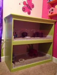 guinea pig cage made from a dresser diy guinea pig cage ideas extra large