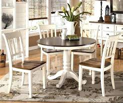 white round dining room table white round dining table and chairs varied round dining table sets