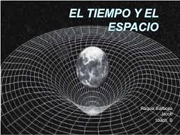 El tiempo y el espacio(filosofia)