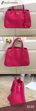 ... australia coach purse beautiful hot pink coach purse almost brand new  spring summer hottest bag gently