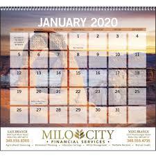 Scenic Small Memo 2020 Calendar Business Innovations
