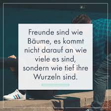 Freunde Sind Wie Bäume Es Kommt Nicht Darauf An Wie Viele Es Sind