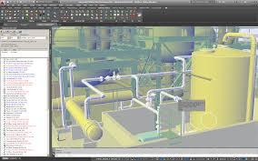 Autocad Piping Design Cadworx Plant Design Models 3d Laser Scanning