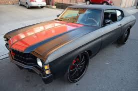Daily Turismo: Auction Watch: 1971 Chevrolet Chevelle Rat Rod