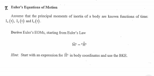 law of inertia formula. question: z euler\u0027s equations of motion assume that the principal moments inertia a body are known fu. law formula