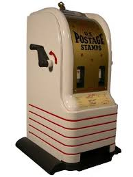25 Cent Vending Machine Cool Postage Stamp Vending Machine 48 48 Cent Vintage Vending