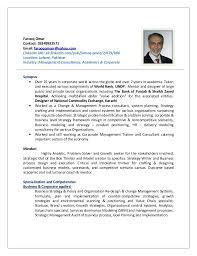 Farooq Omar CV 40 Gorgeous Linkedin Url On Resume