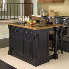 Granite Kitchen Island With Seating Shop Kitchen Islands Carts At Lowescom