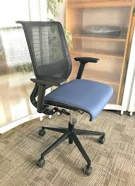 ergonomic mesh office desk chair with adjustable arms. full size of desk chairs:blue chair with arms ergo comfort office no faux ergonomic mesh adjustable
