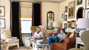 Comfy Living Room After