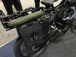 motoped survival bike all terrain motorized military combat