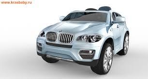 <b>Электромобиль BMW</b> X6 ( с пультом)