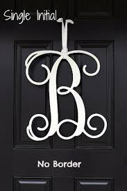 front door monogramChristmas Tree Topper Monogram 3 Letters  Matworks Ltd Premium