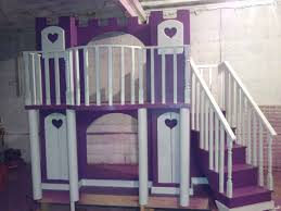 Build A Princess Bed Girls Loft Bed Beds For Girls Marvelous Deluxe Loft Castle Beds