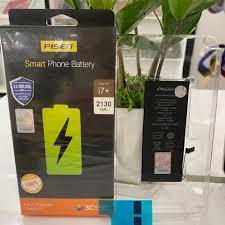 Pin Pisen iPhone 7 Dung Lượng Cao Chính Hãng - Pin thay thế