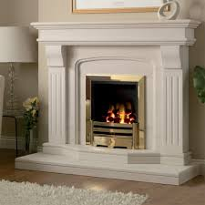home limestone fireplaces