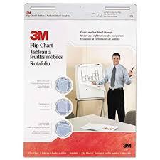 Flip Chart Pad Mmm570 3m Professional Flip Chart Pad