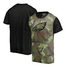 Fanatics T Line Shirt Philadelphia Branded By Nfl Sublimated Blast Pro Eagles Camo